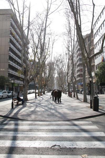 Paseo Alfonso X (Murcia)