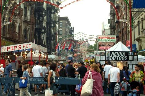 Little Italy (www.hinewyorkinformation.typepad.com)